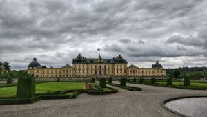 The Royal castle of Sweden